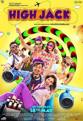 Watch Online High Jack 2018 pDvD-Rip Movie Hindi 700MB x264 Full Movie Download mkvcage