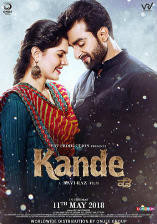 Kande 2018 Pre DVDRip 350Mb Punjabi 480p Watch Online Full Movie Download bolly4u