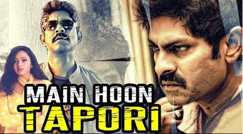 Main Hoon Tapori 2018 HDRip 350MB Hindi Dubbed 480p Watch Online Full Movie Download bolly4u