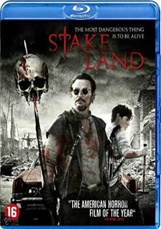 Stake Land 2010 BluRay 300MB Hindi Dual Audio 480p Watch Online Full Movie Download Worldfree4u 9xmovies