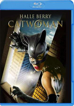 Catwoman 2004 BRRip 480p Hindi Dual Audio 350MB Watch Online Full Movie Download bolly4u