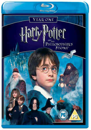 Harry Potter And The Sorcerers Stone 2001 BRRip Hindi Dubbed Dual Audio 720p Watch Online Full Movie Download bolly4u