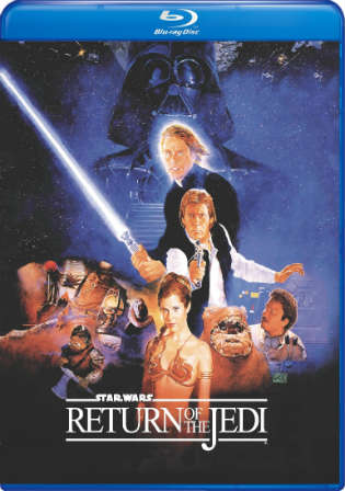 Star Wars Episode III Return Of The Jedi 1983 BRRip 750Mb Hindi Dual Audio 720p Watch Online Full Movie Download bolly4u