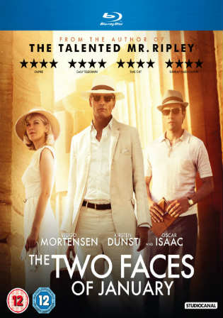 The Two Faces of January 2014 BluRay 300MB Hindi Dual Audio 480p Watch Online Full Movie Download Worldfree4u 9xmovies
