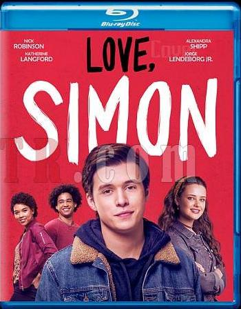 Watch Online Love Simon 2018 Movie WEBDL Eng 920MB 720p ESub Full Movie Download mkvcage