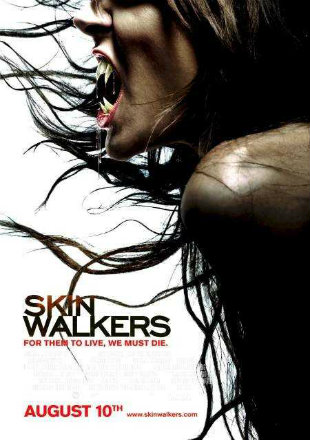 Skin Walkers 2006 BRRip 750MB Hindi Dual Audio 720p Watch Online Full Movie Download Worldfree4u 9xmovies