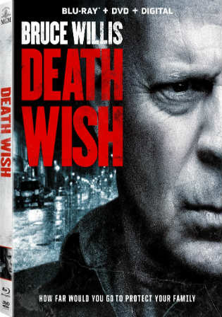 Death Wish 2018 BRRip 999MB English 720p ESub