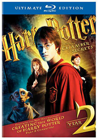 Harry Potter And The Chamber Of Secrets 2002 BRRip 500MB Hindi Dual Audio 480p Watch Online Full Movie Download bolly4u