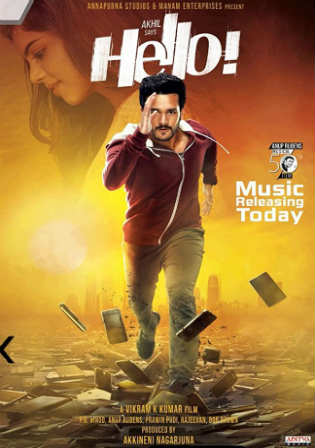 Hello 2017 HDRip 900MB Hindi Dubbed Dual Audio 720p Watch Online Full Movie Download bolly4u