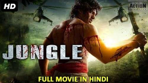 Watch Online Jungle 2018 Movie HDRip Hindi Dubbed 845MB x264 720p Full Movie Download mkvcage