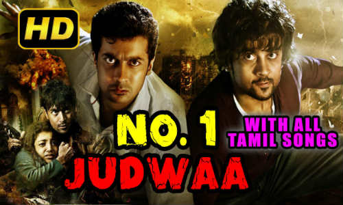 No1 Judwaa 2018 HDRip 900MB Hindi Dubbed 720p Watch Online Full Movie Download bolly4u