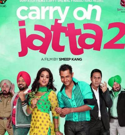 Watch Online Carry On Jatta 2 2018 Movie Full Punjabi DvD-Scr 805MB Full Movie Download mkvcage