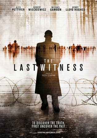 The Last Witness 2018 WEB-DL 750MB English 720p ESub