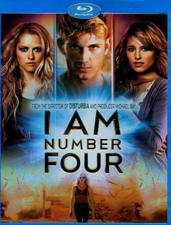 Watch Online I am Number Four 2011 Movie Hindi 960MB Dual Audio BRRip 720p Full Movie Download mkvcage
