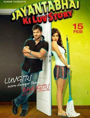 Watch Online Jayantabhai ki luv story 2013 Full Movie Hindi 580MB HDRip 720p Full Movie Download mkvcage