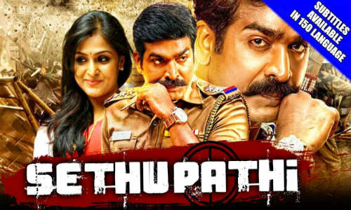 Sethupathi 2018 HDRip 700MB Hindi Dubbed 720p