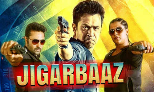 Jigarbaaz 2018 HDRip 850Mb Hindi Dubbed 720p