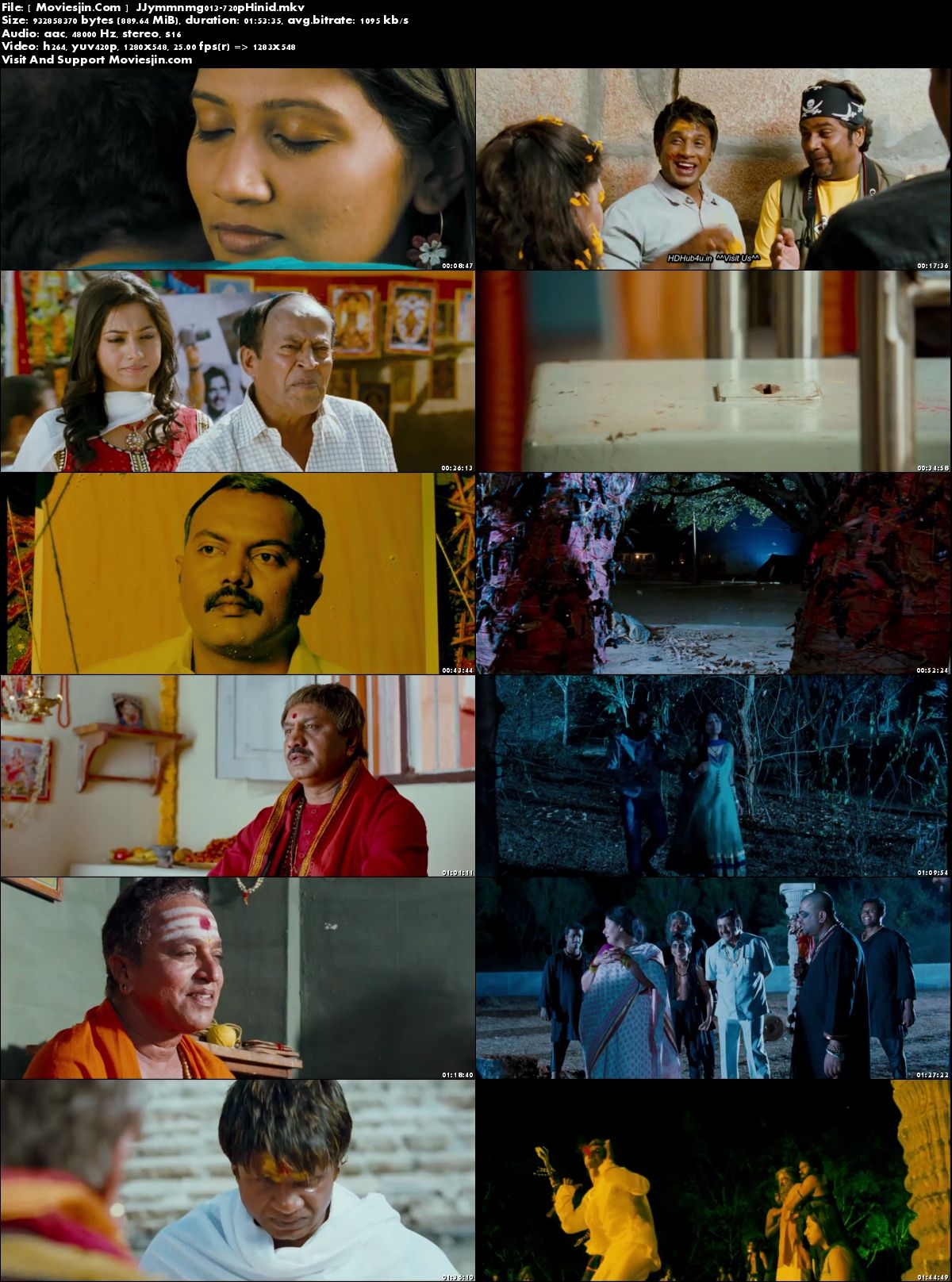 Watch Online Shaktishali No 1 2018 Movie HDRip Hindi Dubbed 890MB 720p Full Movie Download mkvcage