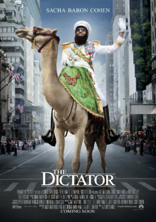 The Dictator 2012 BRRip 280Mb UNRATED Hindi Dual Audio 480p Watch Online Full Movie Download bolly4u