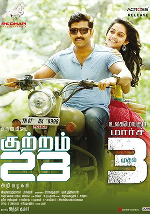 Watch Online Kuttram 23 2017 Movie Hindi HD Dual Audio 720p Download Full Movie Download mkvcage