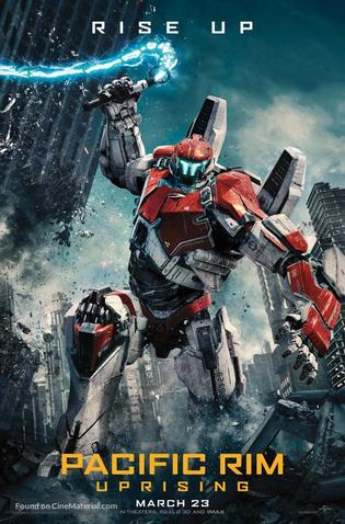 Watch Online Pacific Rim 2 2018 Movie Hindi BRRip Dual Audio 880MB 720p Full Movie Download mkvcage