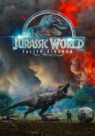 Jurassic World Fallen Kingdom 2018 HDCAM 850MB Hindi Dual Audio 720p Watch Online Full Movie Download bolly4u