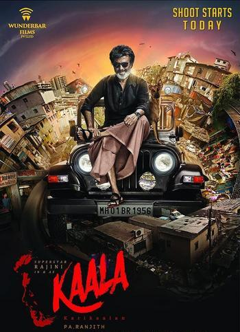 Watch Online Kaala 2018 Movie Hindi Dubbed x264 DvD-Scr 720p Full Movie Download mkvcage