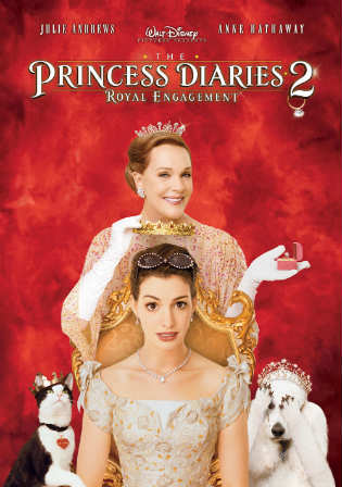 The Princess Diaries 2 Royal Engagement 2004 BluRay 350Mb Hindi Dual Audio 480p Watch Online Full Movie Download bolly4u