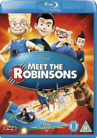 Meet The Robinsons 2007 BluRay 300Mb Hindi Dual Audio 480p Watch Online Full Movie Download bolly4u