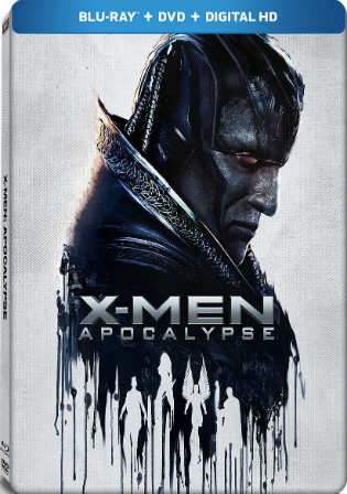 X-Men Apocalypse 2016 BluRay 1GB Hindi Dual Audio ORG 720p ESub Watch Online Full Movie Download bolly4u