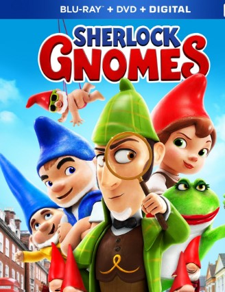 Watch Online Sherlock Gnomes 2018 Movie BRRip English 675MB 720p ESub Full Movie Download mkvcage