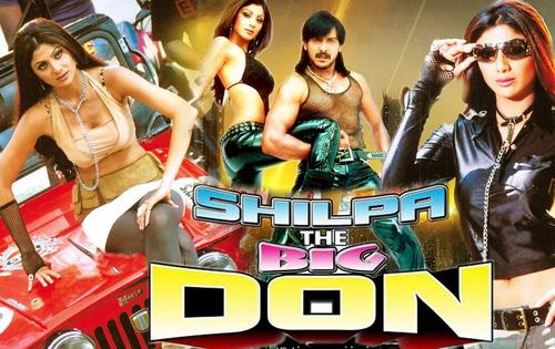 Watch Online Shilpa The Big Don 2018 Movie HDRip 430MB Hindi Dubbed 480p Full Movie Download mkvcage