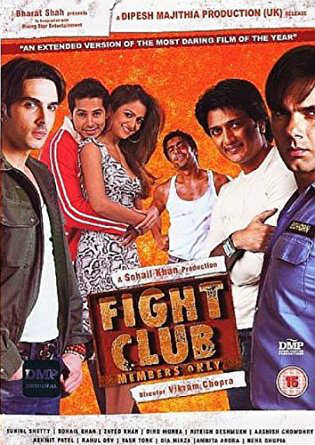 Fight Club 2006 HDTV 650MB Full Hindi Movie Download 720p Watch Online Free bolly4u