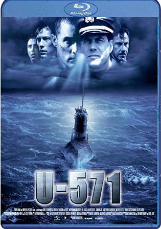 U-571 (2000) BluRay 350Mb Hindi Dual Audio 480p ESub Watch Online Full Movie Download Worldfree4u 9xmovies
