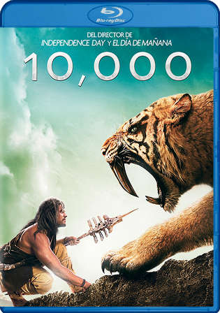 10,000 BC 2008 BRRip 800MB Hindi Dual Audio 720p Watch Online Full Movie Download Worldfree4u 9xmovies