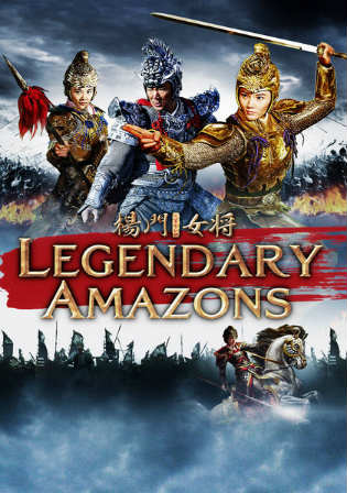 Legendary Amazons 2011 BluRay 850MB Hindi Dual Audio 720p Watch Online Full Movie Download bolly4u