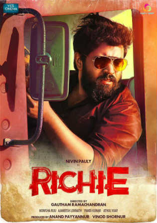 Richie 2018 HDRip 700MB Hindi Dubbed 720p