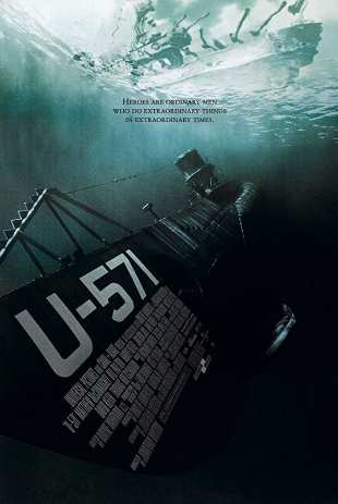 Watch Online U 571 2000 Movie Hindi 365MB Dual Audio BRRip 480p Full Movie Download mkvcage