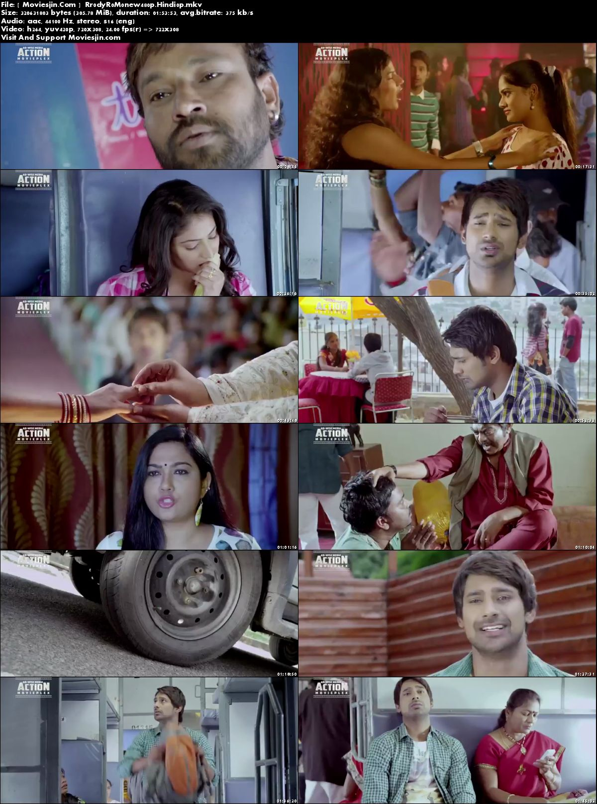 Watch Online Rowdy Romeo 2018 Movie HDRip Hindi Dubbed x264 720p Full Movie Download mkvcage