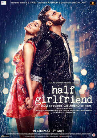 Half Girlfriend 2017 HDRip 350Mb Hindi Movie 480p