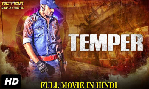 Temper 2018 HDRip 900MB Hindi Dubbed 720p