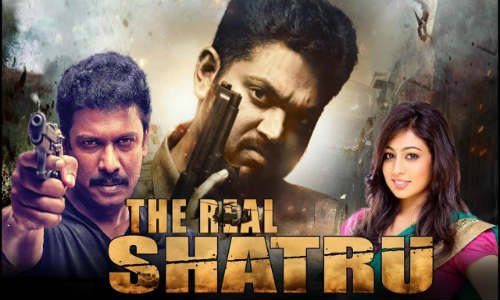 The Real Shatru 2018 HDRip 800Mb Hindi Dubbed 720p