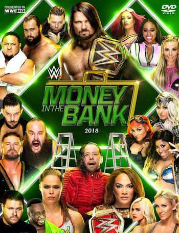 WWE Money In The Bank PPV 2018 x264 WEBRip 999MB 480p