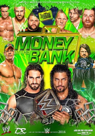 WWE Money in The Bank 2018 PPV HDTV 700Mb 480p 17 June 2018