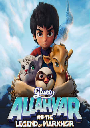 Allahyar and The Legend of Markhor 2017 HDTV 700Mb Urdu x264 Watch Online Full Movie Download Worldfree4u 9xmovies