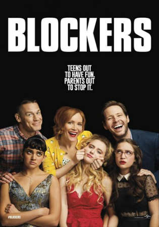 Blockers 2018 WEB-DL 300MB English 480p ESub