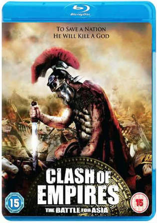 Clash Of Empires The Battle For Asia 2011 BRRip 350MB Hindi Dual Audio 480p
