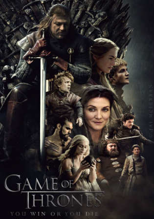 Game of Thrones S01E01 Winter is Coming BRRip 200MB Hindi Dual Audio 480p Watch Online Full Movie Download bolly4u