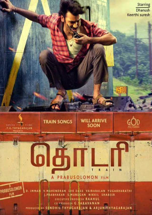 Thodari 2016 HDRip UNCUT 500MB Hindi Dubbed Dual Audio 480p