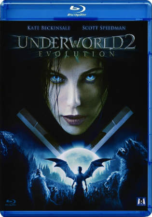 Underworld Evolution 2006 BluRay 350MB Hindi Dual Audio 480p